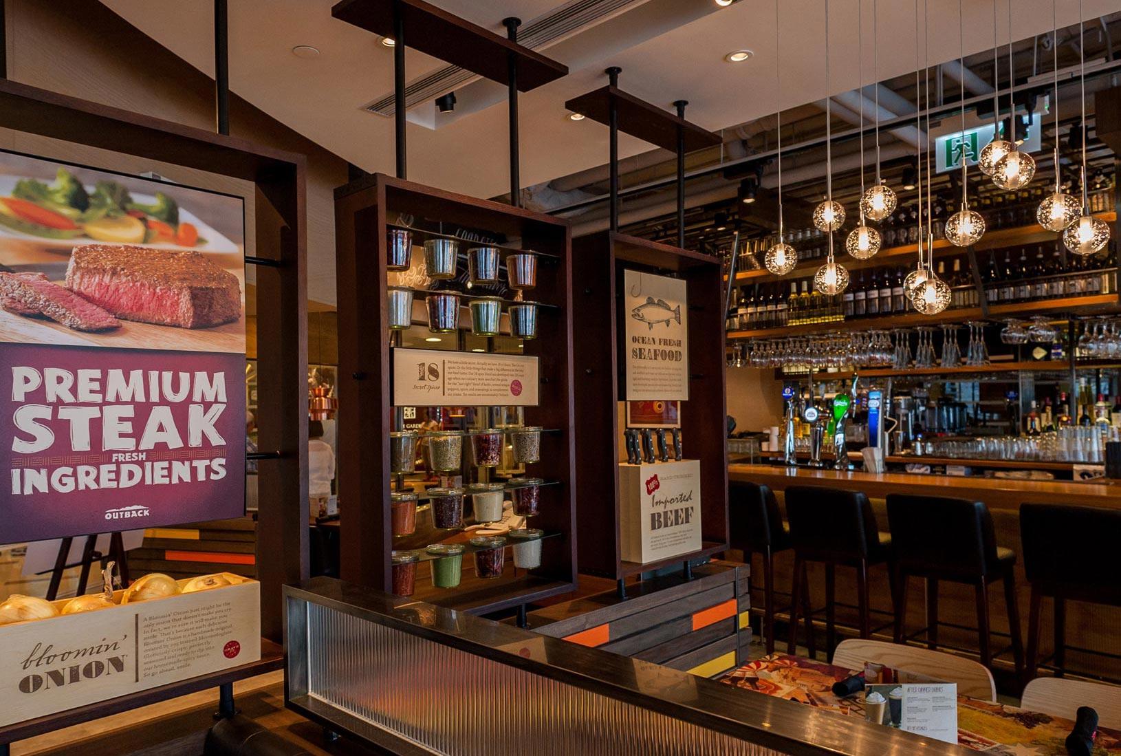 Us International Restaurant Franchise Opportunities Bloomin Brands
